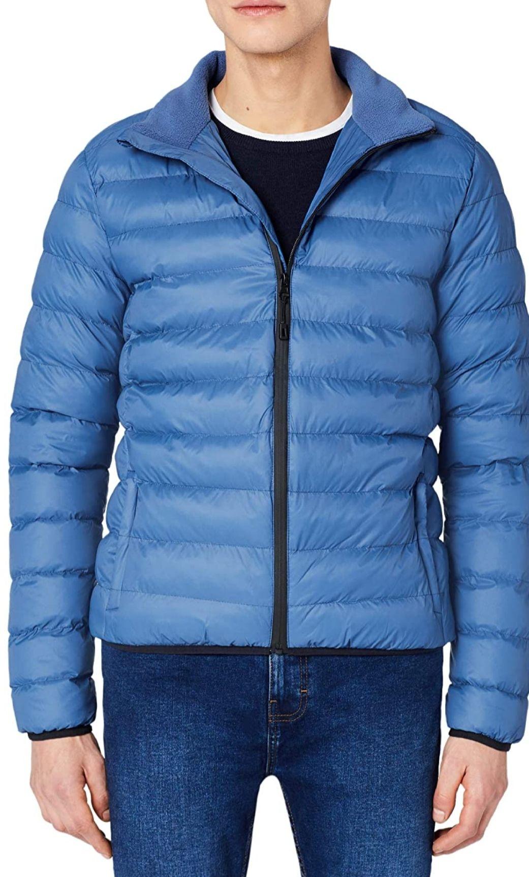 Meraki chaqueta hombre talla M. Alguna otra talla y color también a bien precio.