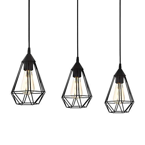 Eglo Tarbes - Lámpara de techo colgante [REACO]