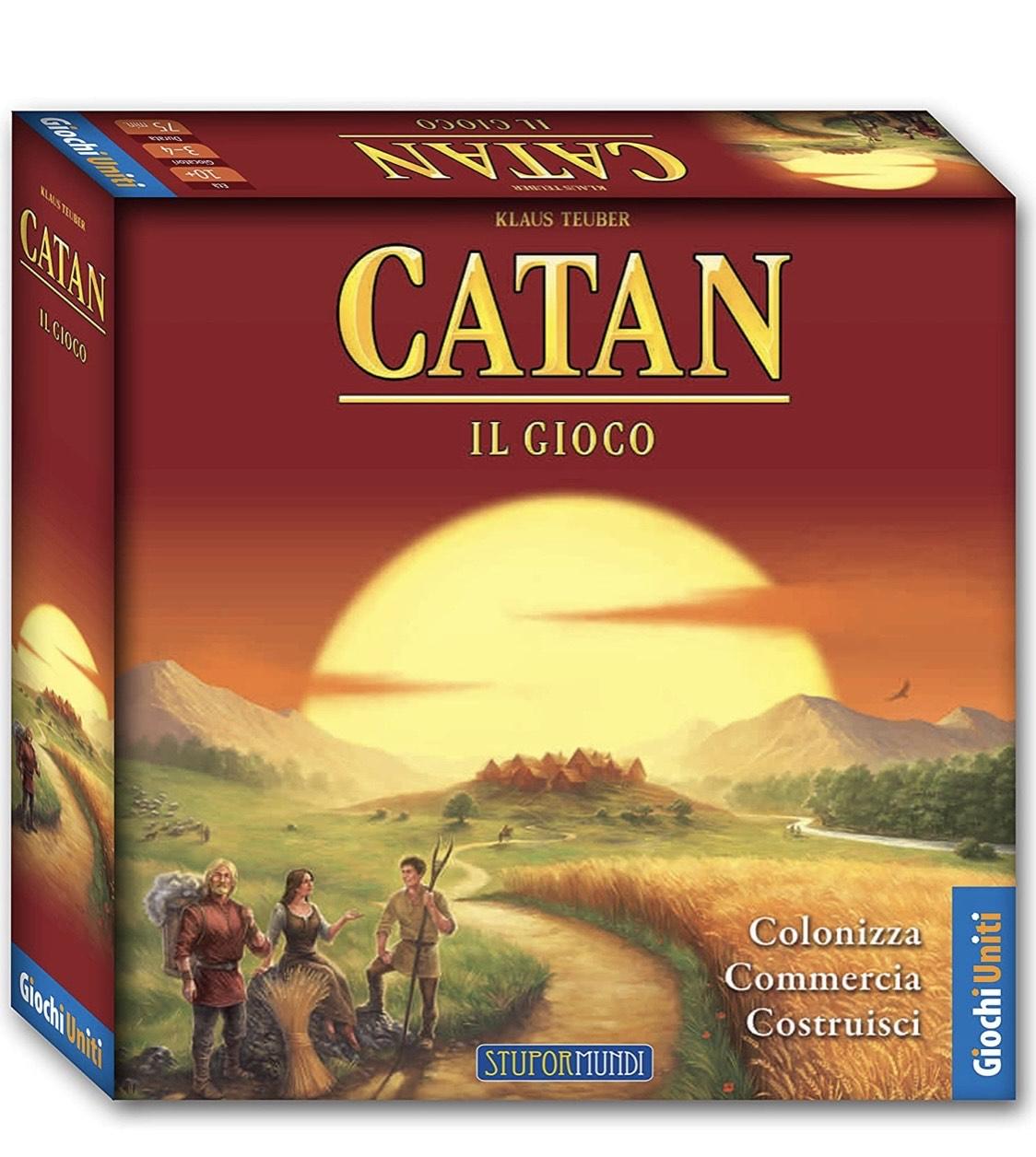 Catan Italiano por 22,17 €