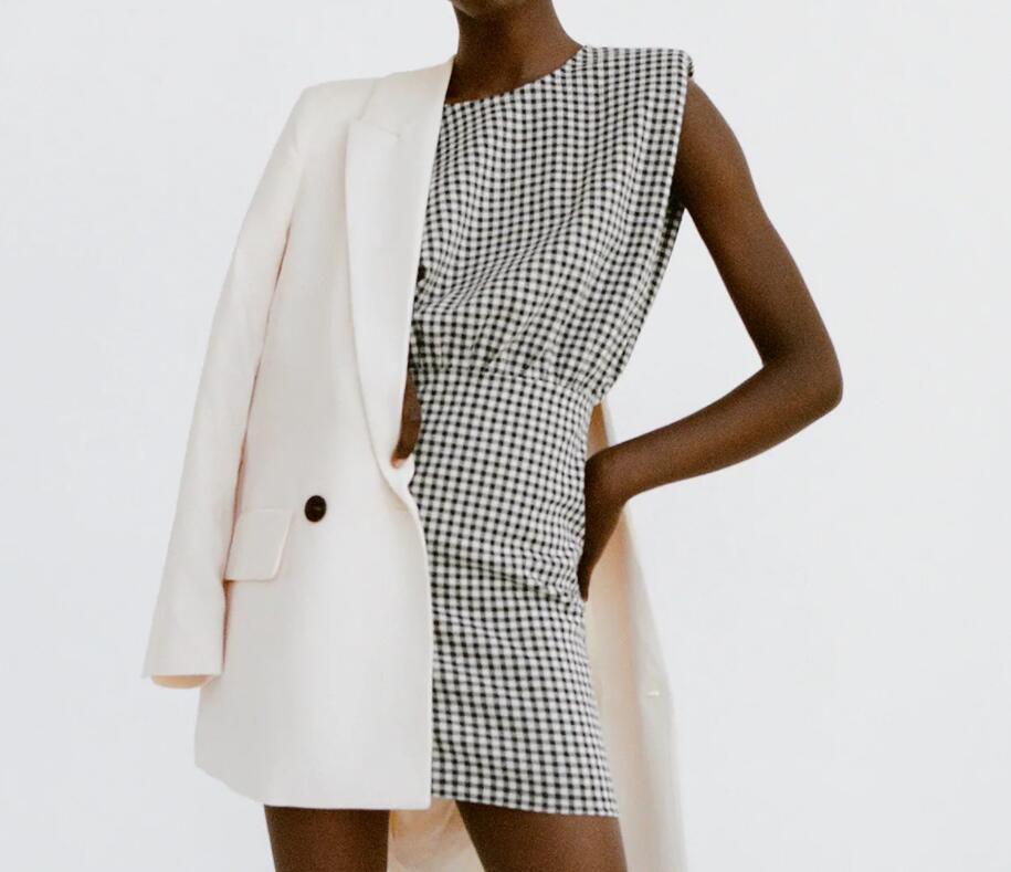 Vestido corto de Zara 2 colores
