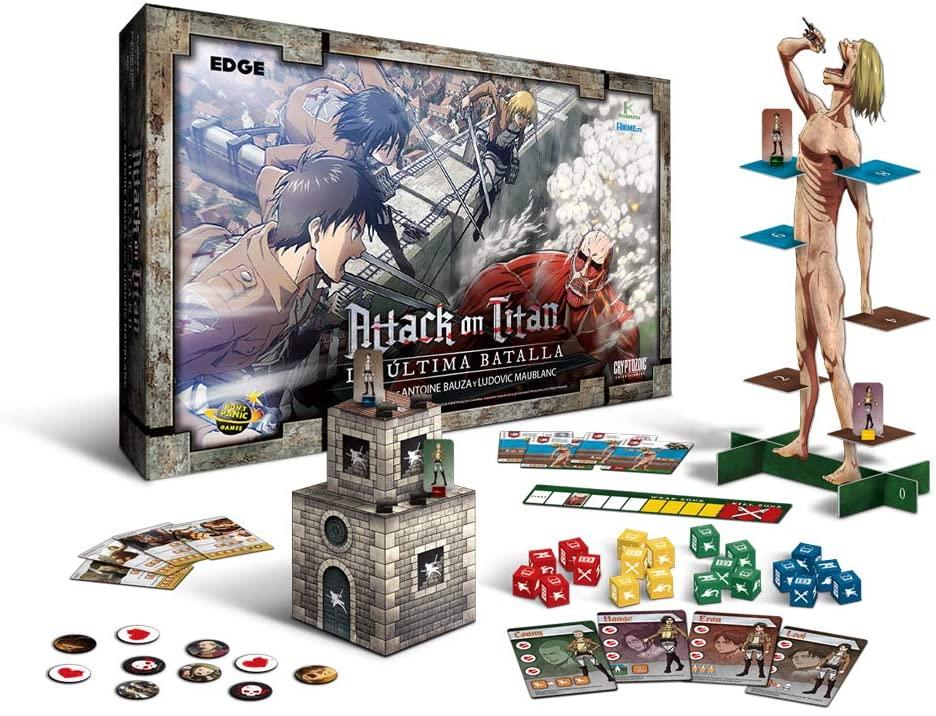 Attack on Titan La última Batalla solo 15.9€