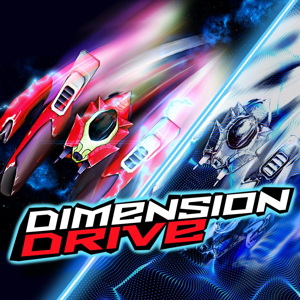 Dimension Drive - Nintendo Switch (eshop de Sudáfrica)