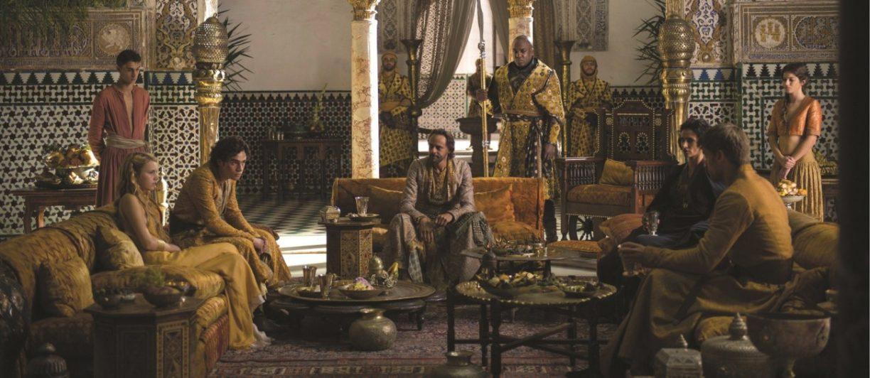 Alcázar de Sevilla - Rutas guiadas a 1€ por los escenarios de cine y series de televisión