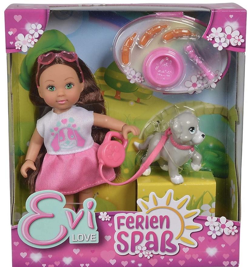 Simba Dickie- Evi Love Holiday Friend Muñeca de juguete