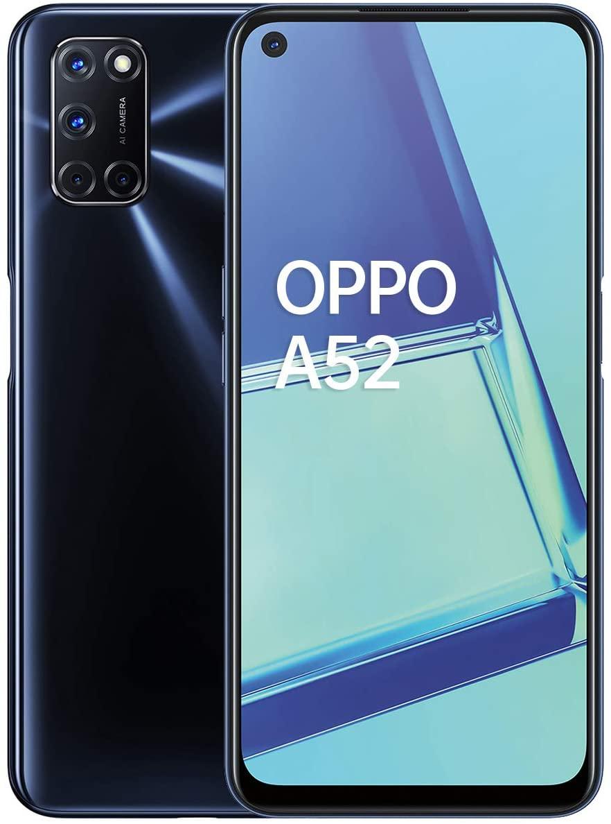 Oppo A52 4+64GB solo 155€