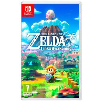 The Legend of Zelda: Link's Awakening Nintendo Switch [FNAC]