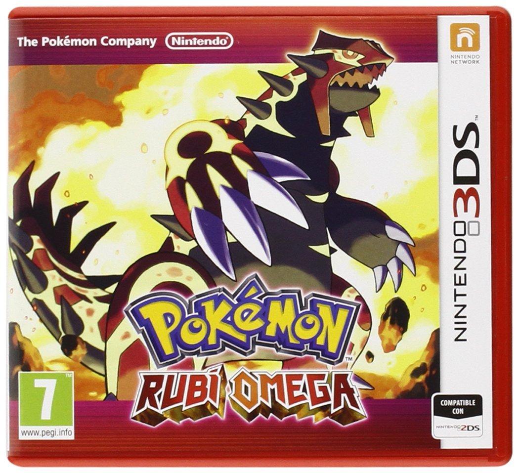 Pokémon: Rubí Omega 3DS / 2DS