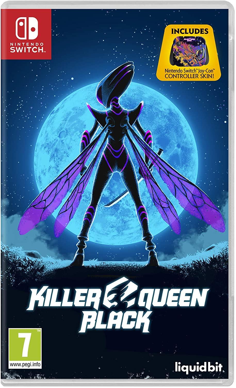 Killer Queen Black para Switch solo 1.7€