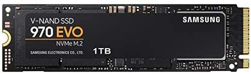 SSD NVMe 1 TB Samsung 970 EVO NVMe M.2
