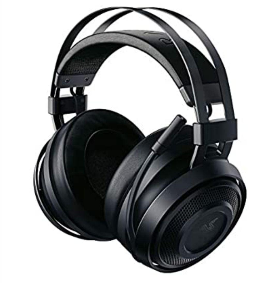 Razer Nari Essential Auriculares Inalámbricos para juegos, comodidad