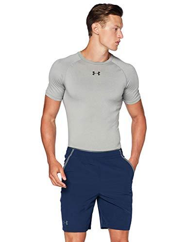 Under Armour Qualifier WG Perf, Pantalones Cortos Hombre talla M en azul