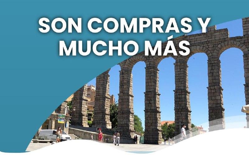 20€ GRATIS para gastar en algunas tiendas de Segovia