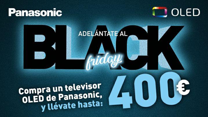 Cashback De Hasta 400€ en Algunas Oled Panasonic