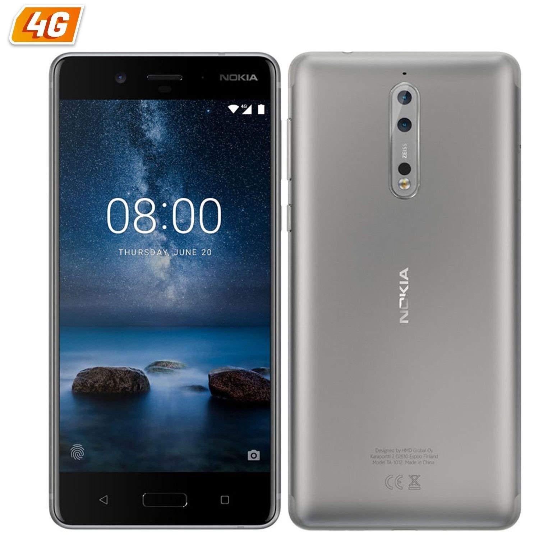 "Nokia 8 - Smartphone 5.3"" - 4GB/64GB"