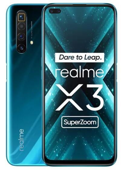 realme X3 SúperZoom 12GB de RAM + 256GB