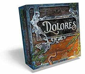 Juego de Cartas Dolores - Asmodee