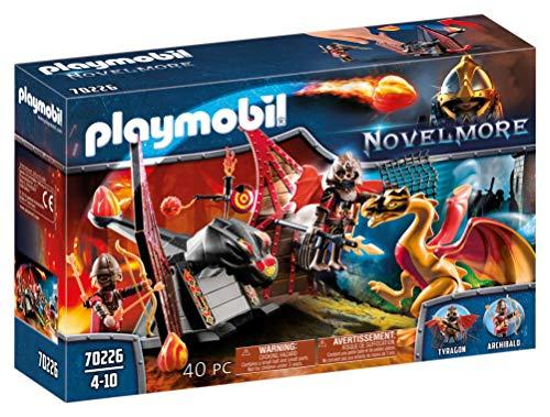 PLAYMOBIL Entrenamiento de combate del dragón