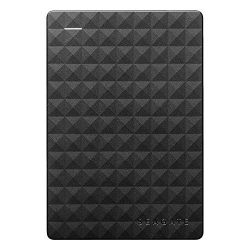 Seagate Expansion Portable, 2TB, Disco duro externo, HDD, USB 3.0 para PC