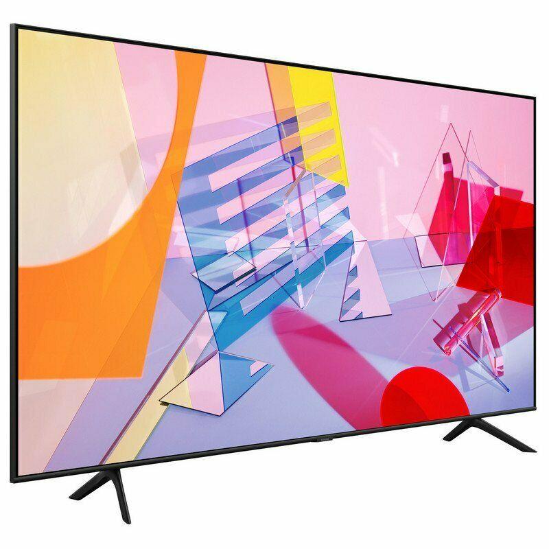 "TV Samsung QE43Q60T 43"" QLED UltraHD 4K modelo nuevo 2020 CON ALEXA integrado"