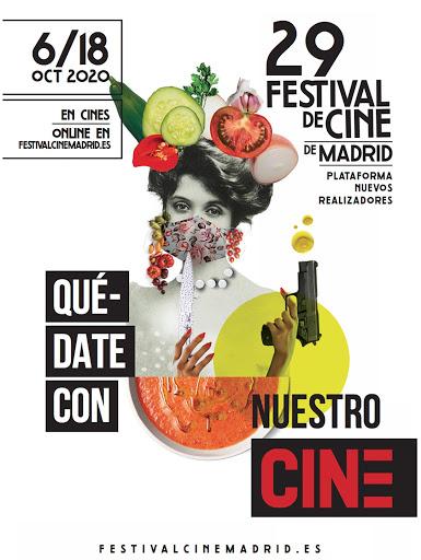Entradas gratis Festival de Cine de Madrid FCM-PNR