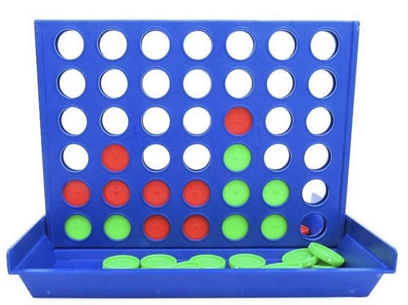 Tablero Juegos 4 en una Fila Póngase en Fila Estrategia