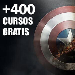 Formación :: +400 Cursos Gratis (Udemy, Español - Inglés)