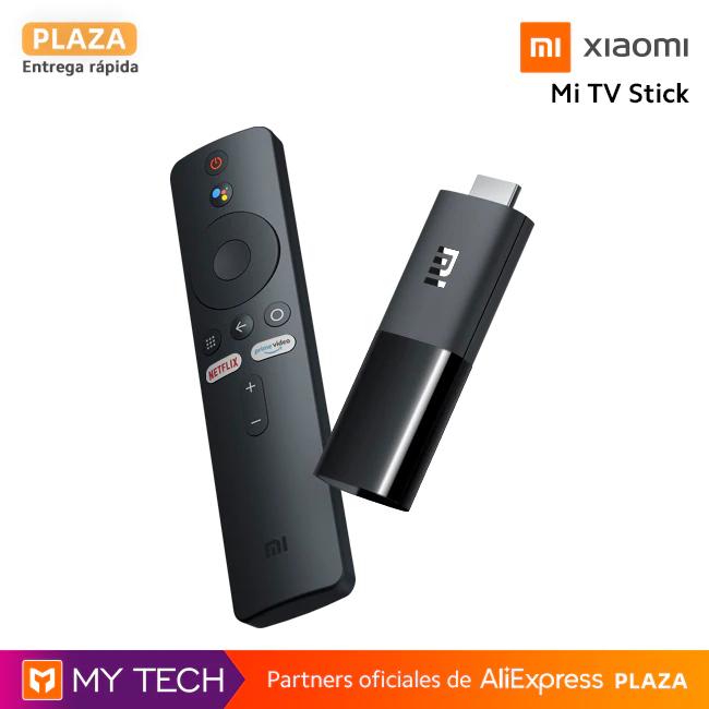 Mi TV Stick desde España por 26,7€