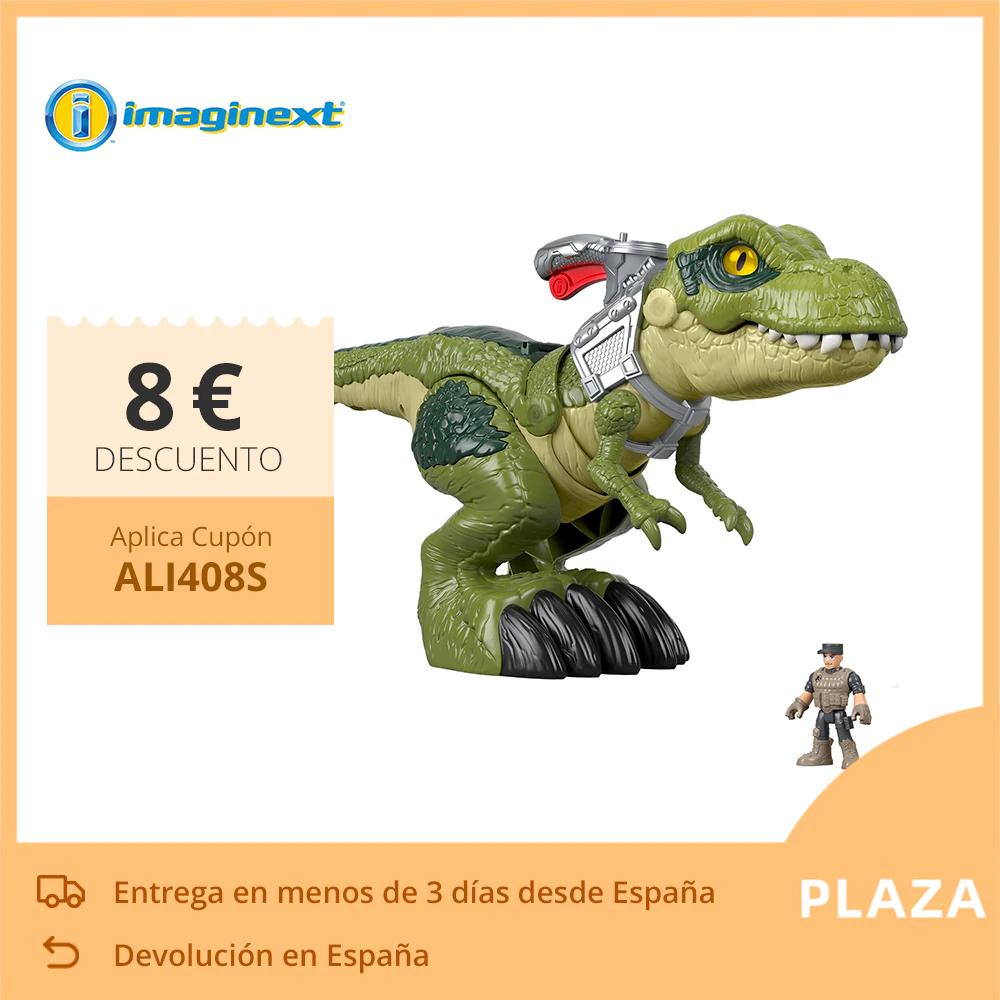 Juguete Jurassic World Tiranosaurio Megamandíbula