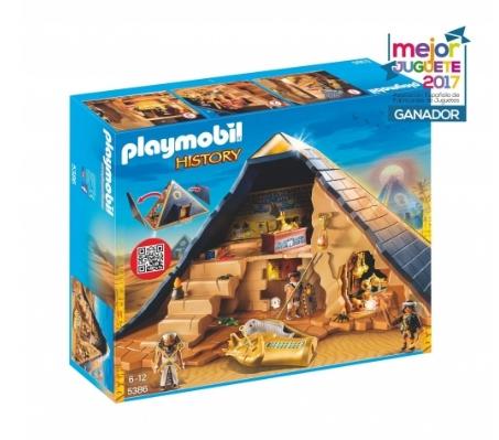 Playmobil Piramide del Faraón. Recogida en tienda disponible.