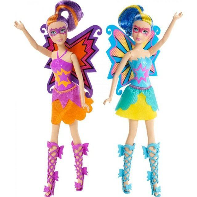 Muñeca Barbie Amigas Superprincesas