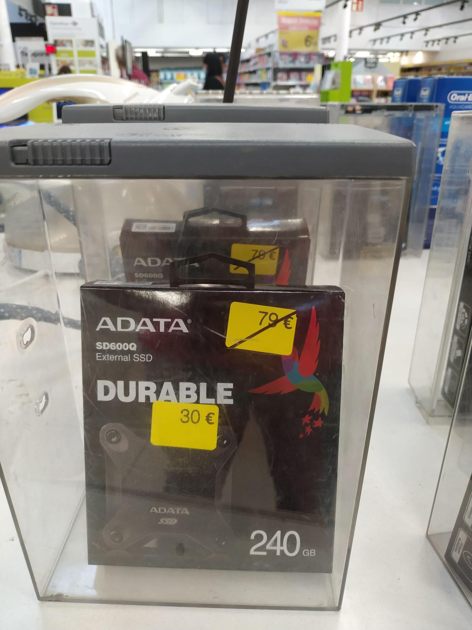 Disco SSD Adata sd600q 240gb