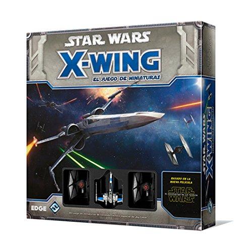 Star Wars X-Wing. EL Despertar de la Fuerza. Caja Basica