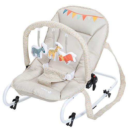 Safety 1st Koala Gandulita reclinable para bebé con funcion mecedora