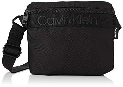 Calvin Klein Nastro Logo Mini Reporter, Hombre, Talla única