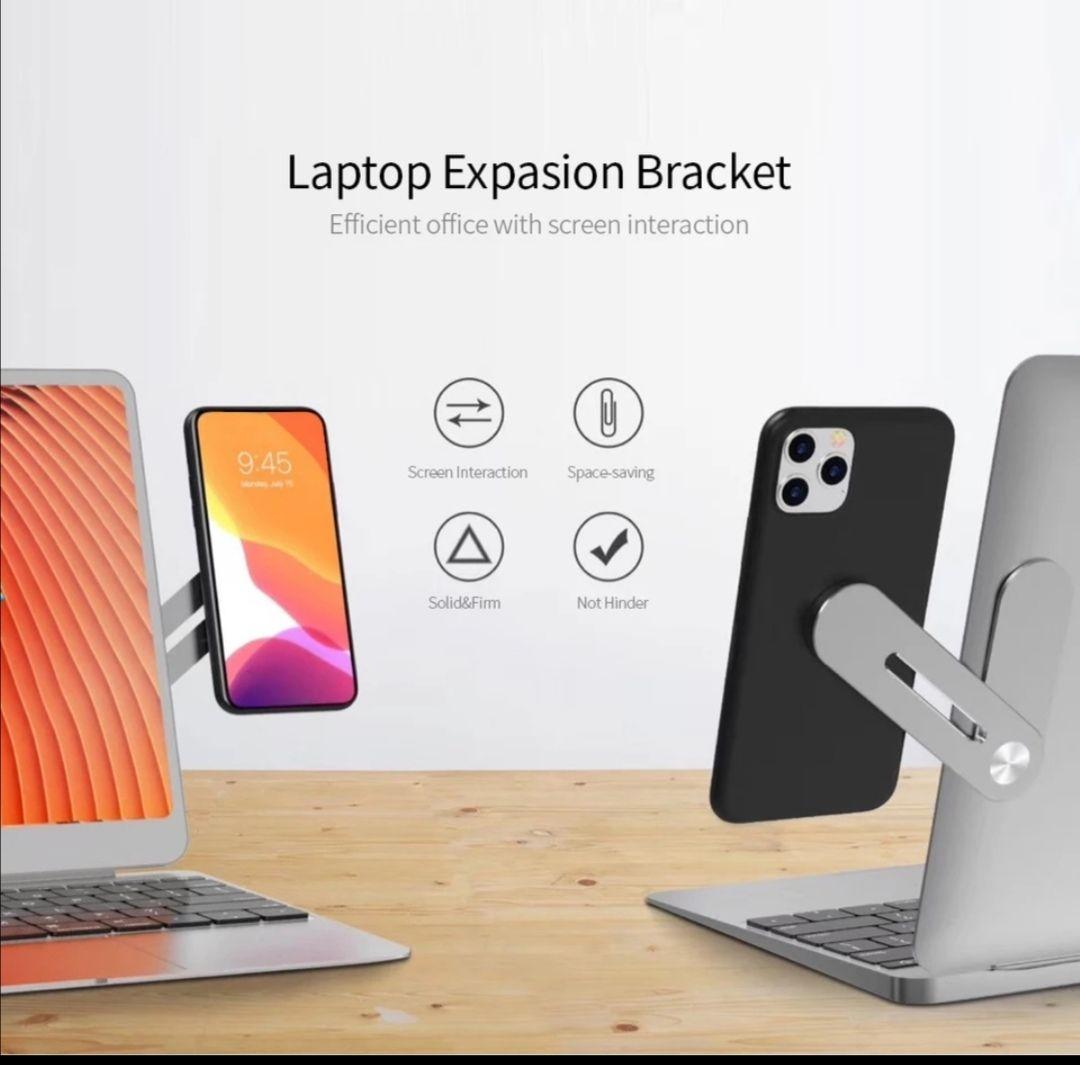 Soporte multifuncional para ordenador portátil
