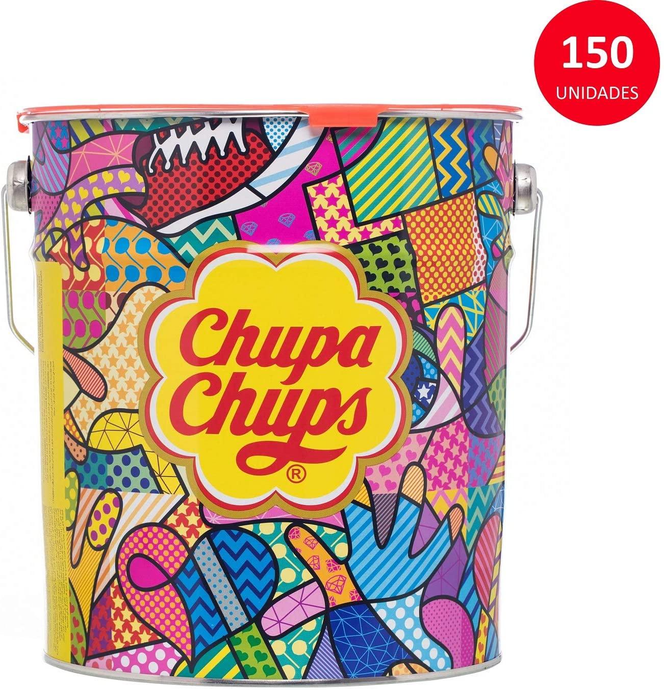Chupa Chups Original de Sabores, 150 Unidades