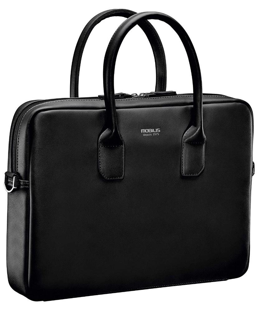 """Mobilis Maletín Negro maletines para portátil (Maletín, 40,6 cm (16""""),"""