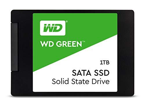 """Western Digital WD Verde Internal SSD 2.5"""" SATA, Verde, 1 TB"""