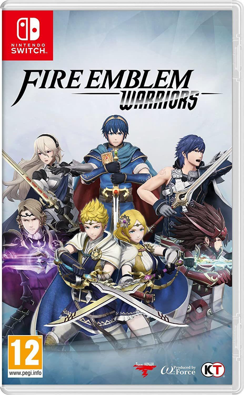 Fire Emblem Warriors (Nintendo Switch) Importación INGLESA