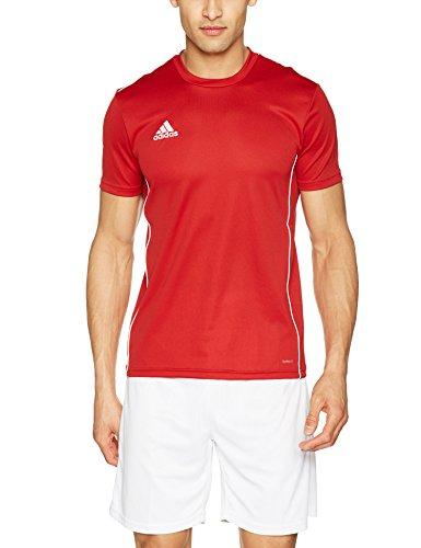 Adidas core 18 roja talla xs de hombre.