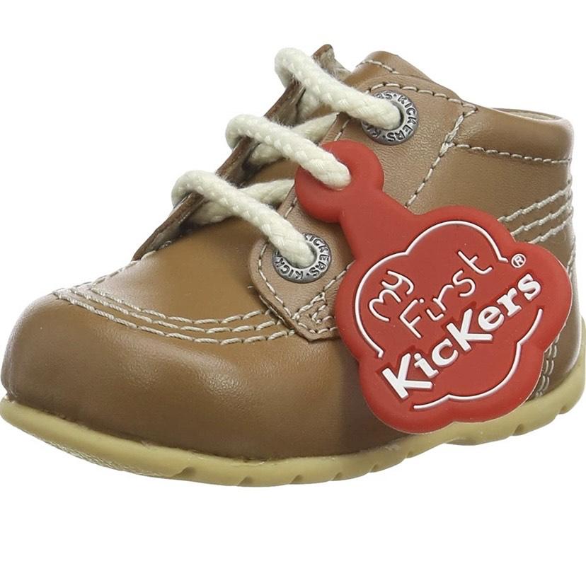 Talla 0/3 meses botas Kickers Kick Hi,