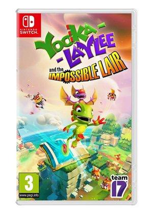 Yooka-Laylee para Nintendo Switch
