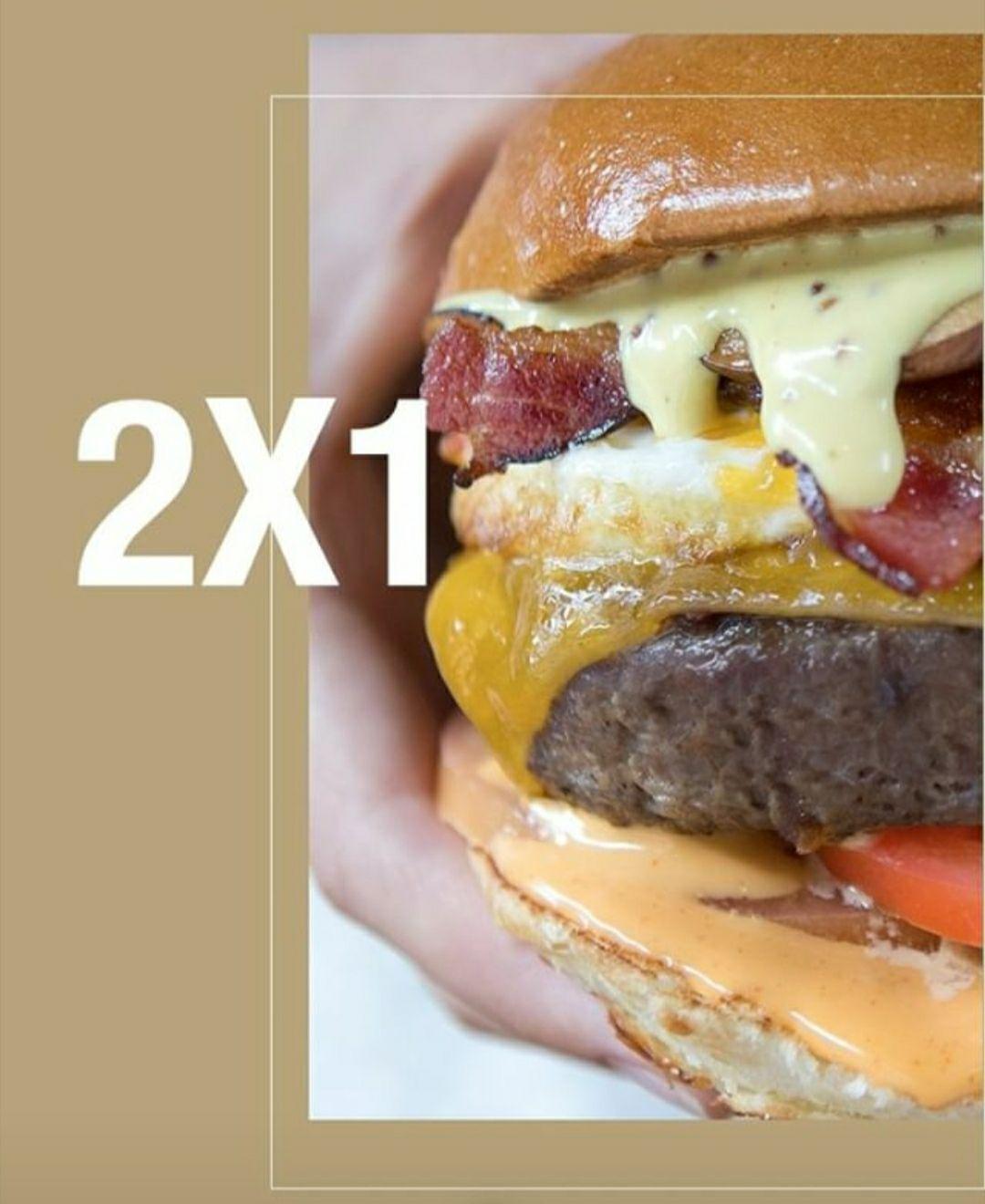 Hamburguesa Nostra 2x1 para pedido a domicilio en uber eats