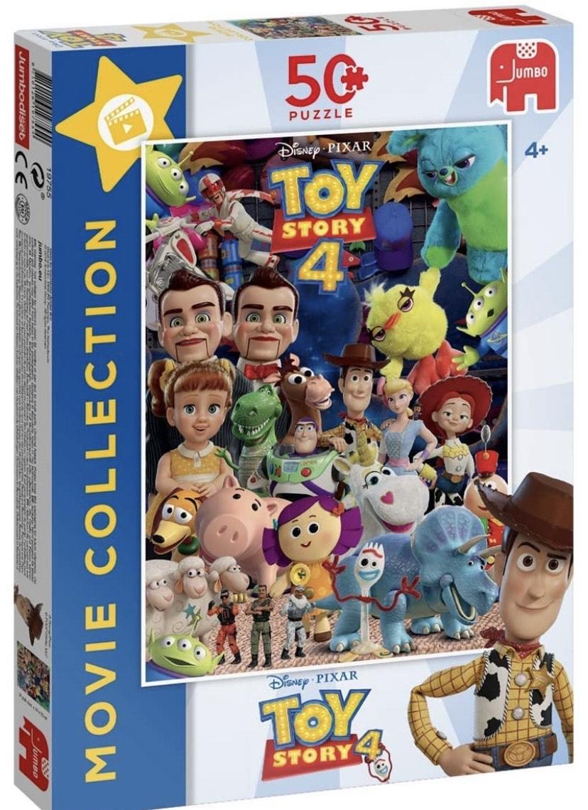 Puzzle Toy Story 4 .50 piezas