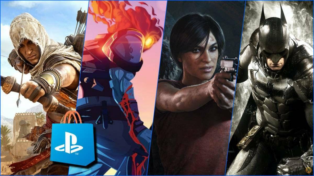 9 juegos para PS4 por menos de 15 euros cada uno.