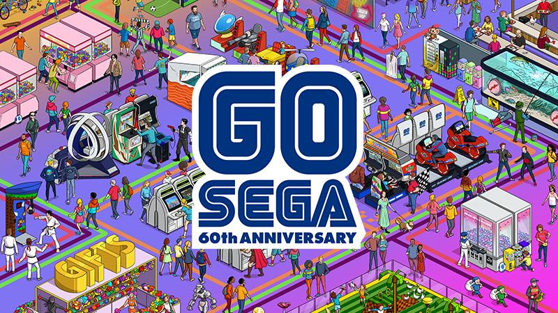 (Steam) Celebración del 60 aniversario de SEGA - Minijuegos gratuitos a partir del 15 de octubre