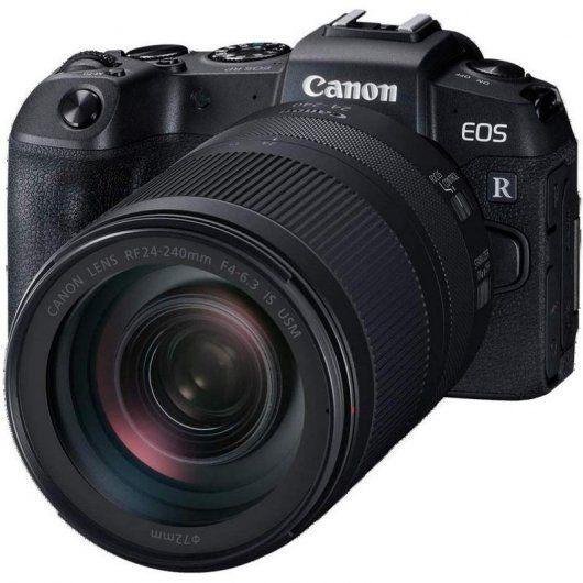 Canon RP 26MP WiFi/Bluetooth + Objetivo RF 24-240mm F4-6.3 IS USM