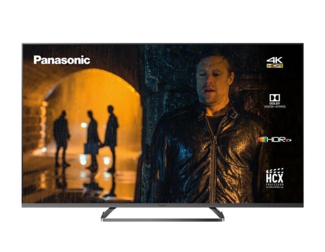 Panasonic TX-50GX810E UHD 4K HDR, Smart TV, Procesador HCX + 84€ en un cupón *Mínimo histórico*