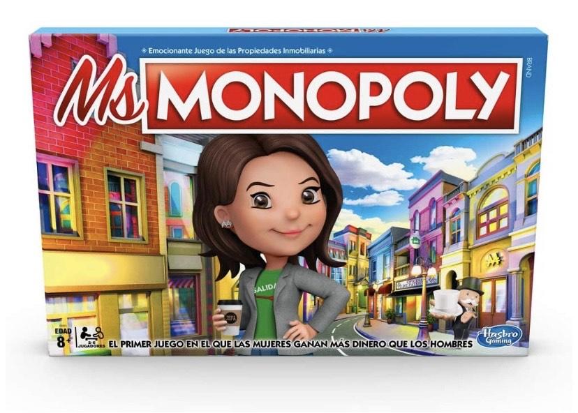 Monopoly - Ms Monopoly (Hasbro