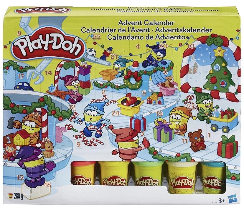Play Doh - Advent Calendar (